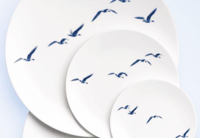 Dibbern Blue Birds