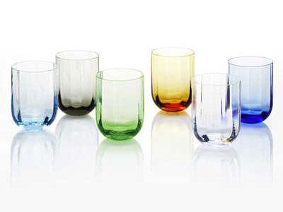 Rotondo Optic Trinkgläser
