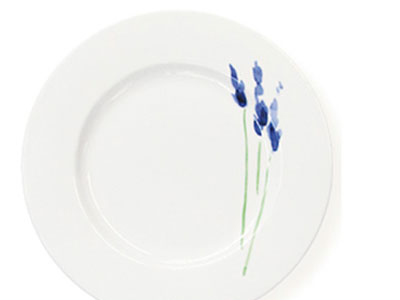 Dibbern Impression Blume blau
