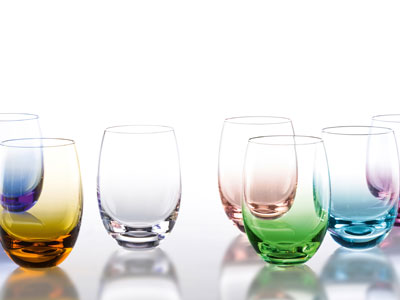 Solid Color Trinkgläser