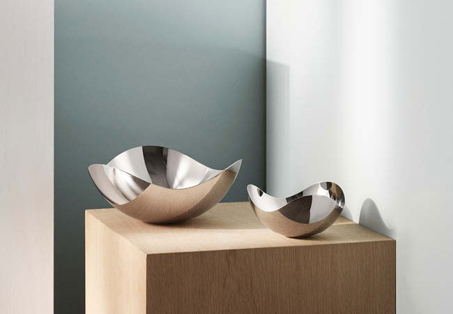 Georg Jensen - Schalen & Tabletts