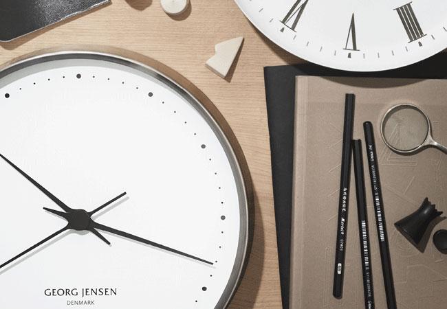 Georg Jensen - Uhren & Wetterstationen