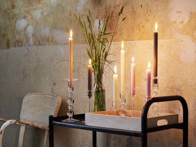 Holmegaard Leuchter & Kerzenhalter