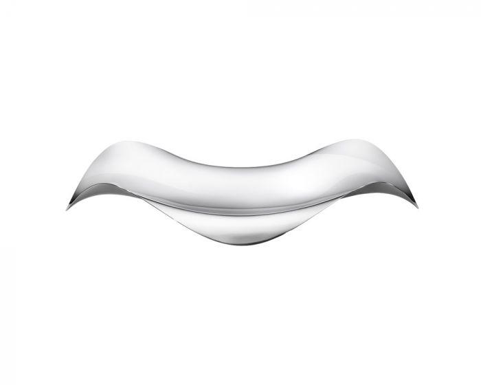 Georg Jensen - COBRA Tablett, oval