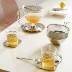 Mono Teekanne Filio 1,5 Liter + 1 Ersatzglas