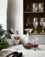Holmegaard Ideelle Weißweinglas