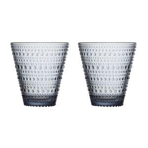 iittala Kastehelmi - Becher 30 cl Recycling Edition, 2 Stück