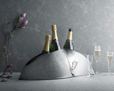 Georg Jensen - INDULGENCE Champagnerkühler für 3 Flaschen