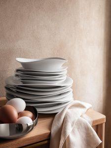 Georg Jensen COBRA - Frühstücksteller, 21 cm