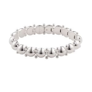 Christofle - Perles Armband, Sterlingsilber