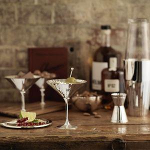Robbe & Berking - Belvedere Cocktailschale, versilbert