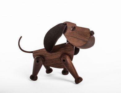 Hund Bobby von Architectmade