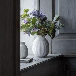 Lyngby Porcelæn - Curve Vase 17,5 cm