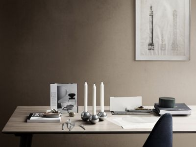 Georg Jensen - Arne Jacobsen 62 tlg. Besteckset