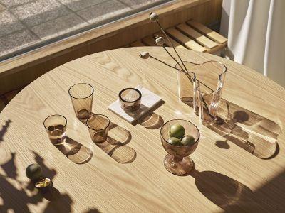 iittala Alvar Aalto - Vase 16 cm, leinen