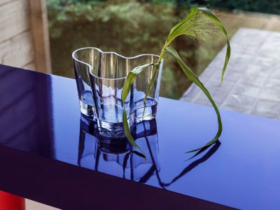 iittala Alvar Aalto - Vase 16 cm, 100% recyceltes Glas