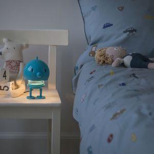 Hoptimist X-Large Bumble Lamp Turquoise