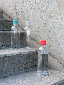 RIG-TIG - DRINK-IT Trinkflasche, hellgrau