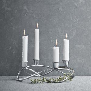 Georg Jensen - SEASON Kerzenständer, glänzend