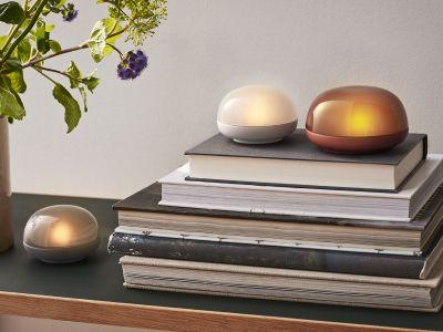 Rosendahl - Soft Spot LED-Leuchte, amber, Ø 9 cm