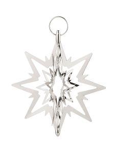 Georg Jensen - TOP STAR - silbernes Ornament, klein