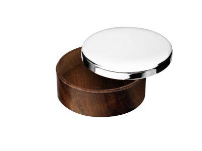 Christofle UNI - Kleine runde Box