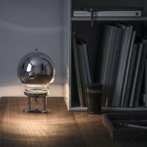 Hoptimist Large Bumble Lamp Chrome