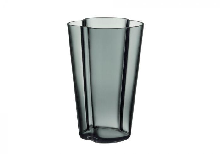 iittala Alvar Aalto - Vase 22 cm, dunkelgrau