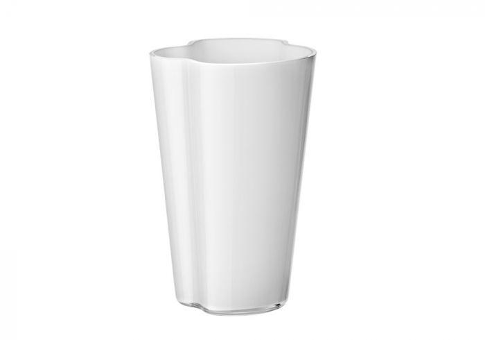 iittala Alvar Aalto - Vase 22 cm, opalweiß