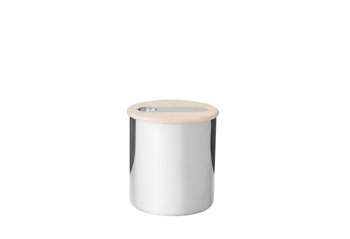 Stelton Scoop - Teedose mit Löffel, 0,3 kg