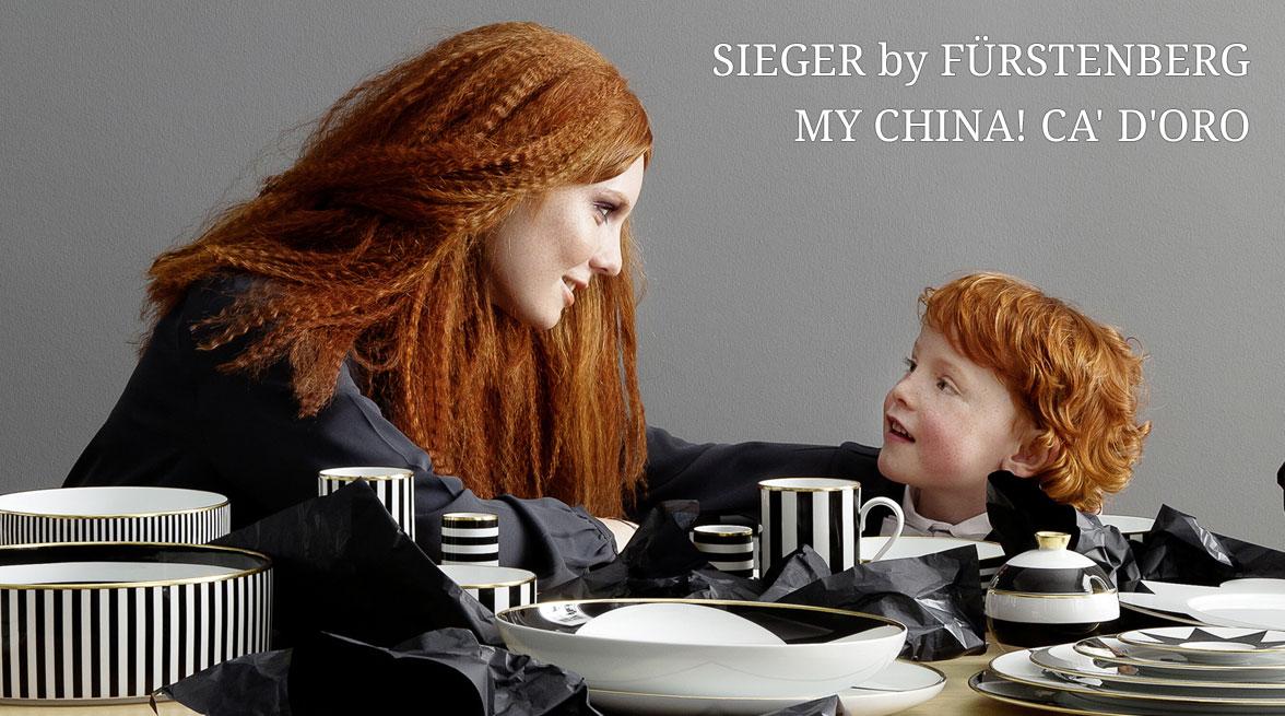 SIEGER by FÜRSTENBERG - CA' D'ORO